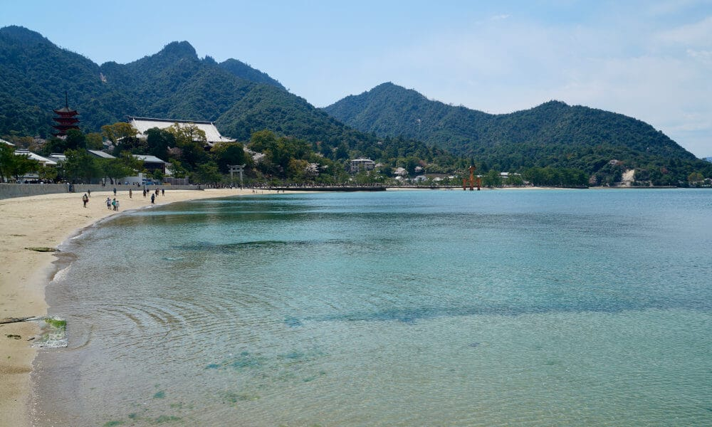 Miyajima isola