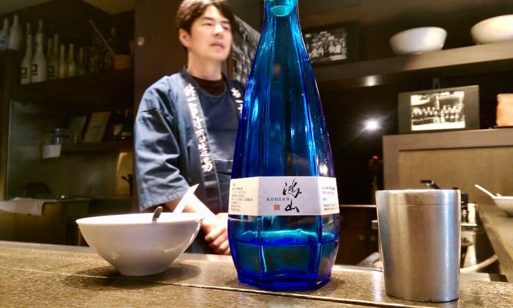 Nagano sakè