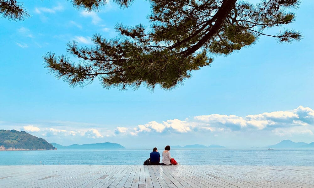 Naoshima isola kaori